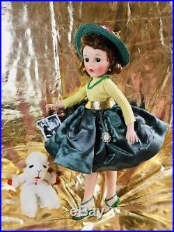 14 1959 Vintage Madame Alexander Gorgeous! Rare! Shari Lewis Doll