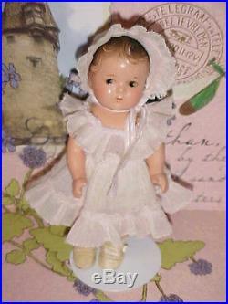 1930's Original Madame Alexander 8 Toddler Dionne Quintuplets Adorable