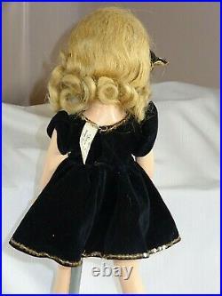 1930s Madame Alexander Composition SONJA HENIE Ice Skater Doll
