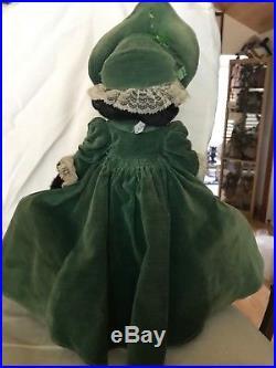 1940's Vintage Madame Alexander Scarlett O'Hara Doll