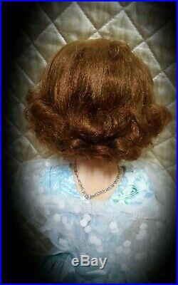 1950s 21 inch Red head Madame Alexander Cissy Doll