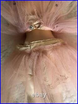 1950s MADAME ALEXANDER MARGOT BALLERINA 14 Walker Tagged Orig Outfit