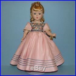 1952 Little Women Amy Doll 15 Inch Margaret Face Hard Plastic Madame Alexander
