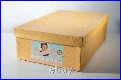 1952 Madame Alexander Little Women AMY with rare yellow BOX
