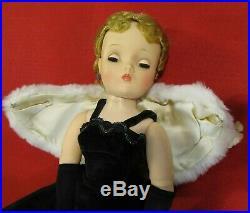 1955-56 Madame Alexander Cissy 20 Very Rare formal excellent original clothes