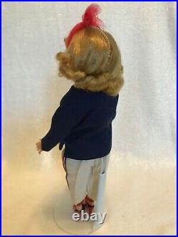 1957-58 Madame Alexander StrawBerry Blonde Hair Cissette Doll 9