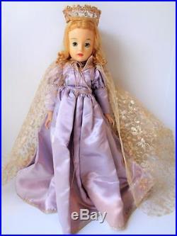 1959 Madame Alexander Sleeping Beauty 15 Elise Doll Rare Walt Disney Princess