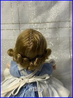 1962 Vintage Madame Alexander Doll, 8 Alexander-kins, Wendy Nurse #363-1962, ex