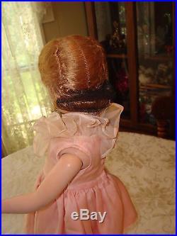 20 Maggie Strung HP Mohair Wig Adorable