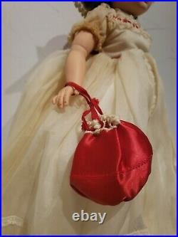 20 Vintage Madame Alexander Cissy Mint Childs Dream Come True Blue Ribbon 2095