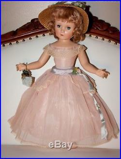 21 Gorgeous Vintage Madame Alexander Margaret Rose withWRIST TAG