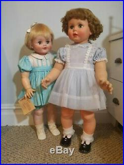 30 Madame Alexander Playpal Size Timmie Toddler Doll Vhtf Orig Outfit