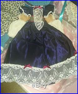 4 Madame Alexander 16 Little Women Holiday Dress Beth 18730 Jo Meg 18790 Amy