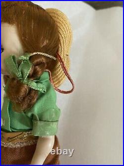 8 1956 Vintage MADAME ALEXANDER-KINS BKW Wendy in rodeo cowgirl outfit tagged