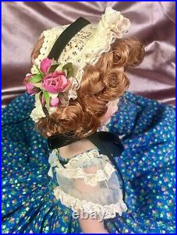 Absolutely Gorgeous! 1953 Vintage Madame Alexander 18 Maggie as Glamor Girl
