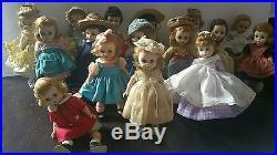Alexander-Kins Dolls (Lot of 16)