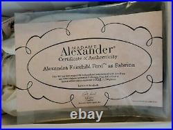 Alexandra Fairchild Ford 16 ALEX Sabrina NRFB #38910