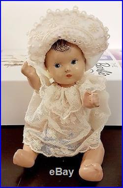 Antique Dionne Quintuplets Composition Madame Alexander Dolls 1930s VHTF