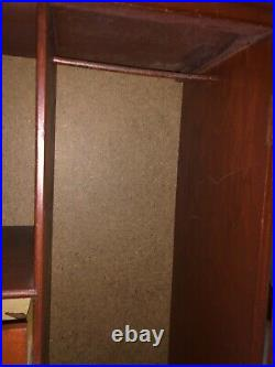 Armoire Wardrobe 1950s Hall's Lifetime Doll Furniture Elise Cissy 17 to 21