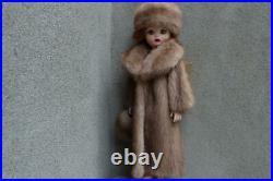 Autumn Haze Mink Fur Coat Hat & Muff 4 Madame Alexander Cissy dollsby dimitha