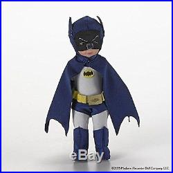 Batman 8'' Madame Alexander Doll, New from the DC Comics Series