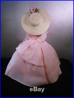 Beautiful Vintage Madame Alexander CISSETTE Lady Hamilton #975 EXC COND