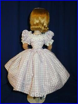 Breath of Spring! Madame Alexander 20 50's Cissy doll in new ensemble