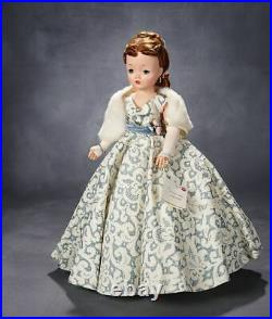 Brunette 1957 Madame Alexander Cissy In Dressed for the opera #2172 near M. A. O