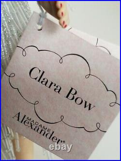 CLARA BOW MADAME ALEXANDER LE 750 Cissette Flapper Doll 2007