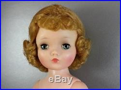 Cissy Doll Madame Alexander Vintage 1956 Blonde Cissy Doll Beautiful To Dress