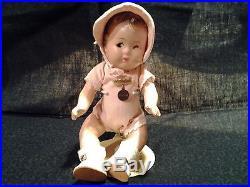 Dionne Quintuplet Antique 1930's Composite Madame Alexander Dolls