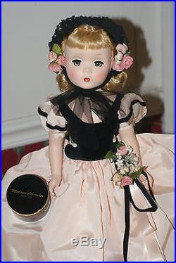 EXQUISITE 18 Madame Alexander Glamour Girl Victorian Walker Doll UNPLAYED WITH