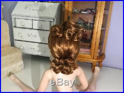 EXTRAORDINARY 1961 Vintage Madame Alexander Cissy Beautiful Redhead Nice