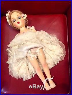 Extremely Rare Madame Alexander Composition Portrait Ballerina