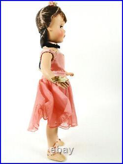 Fabulous, Rare Alexander Tagged Maggie Margot Ballerina, 14 Hard Plastic Pink