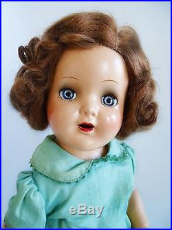 GORGEOUS Vintage Early 1930's NANCY 20 Composition Mama Doll by Arranbee