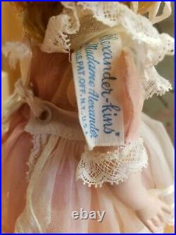 Gorgeous 1954 Madame Alexander 8 Maypole Dance Alexander-kin
