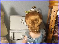 Gorgeous Vintage 16 In. Elise Blue Ballerina 1964 By Madame Alexander Blonde