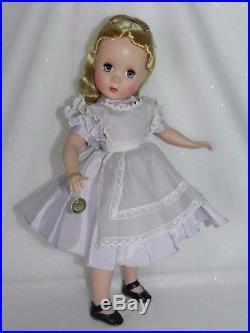 Gorgeous Vintage Madame Alexander Maggie Alice In Wonderland Doll A/O 14-15