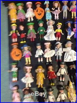 Huge Lot of 96 McDonalds Madame Alexander Happy Meal Dolls