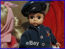 I Dream of Jeannie 8 Madame Alexander Doll Set by FAO