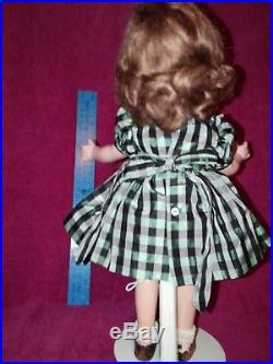 Jane Withers Madame Alexander Doll 13 Composition Vintage