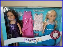 Journey Girls Doll Limited Edition Celebration Collection Gift Set Dolls Girl