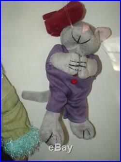 Kidz'n' Cats 18 MARIETTA Doll MIB! Sonja-Hartmann & Alexander Retired