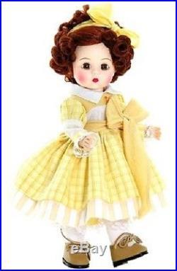 Madame Alexander Little Women Amy 50900 Jo 50905 Meg 50910 Beth 50915 Marmee Set