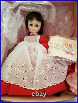 MADAME ALEXANDER LITTLE WOMEN Dolls Set of 6 Amy Jo Meg Beth Marme Laurie, boxes