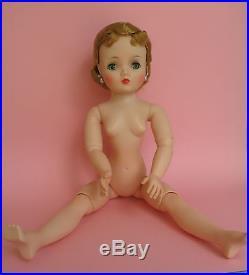 Madame Alexander Vintage Cissy Doll Nude