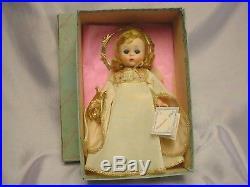 MADAME ALEXANDER-kins SLW Blonde 1954 GUARDIAN ANGEL WithBox