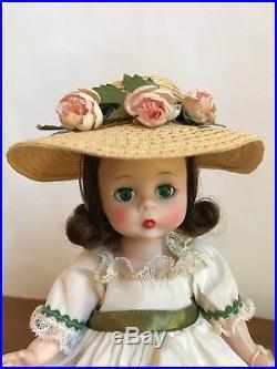 MIBWT Vintage Madame Alexander Doll 1965 Rare HTF Scarlett O'Hara #785