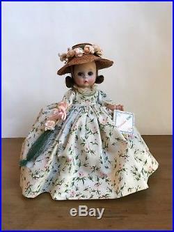 MWT Vintage Madame Alexander-kins Doll 1956 Rare HTF Scarlett O'Hara #631